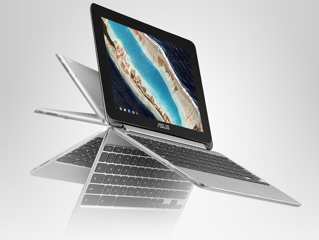 reviwe asus chromebook c101pa1-ASUSの「Chromebook Flip C101PA」を購入したのでレビューする!