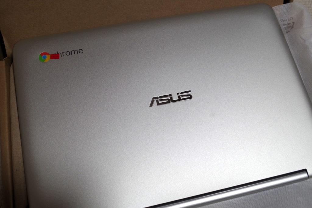 reviwe asus chromebook c101pa6 1024x683-ASUSの「Chromebook Flip C101PA」を購入したのでレビュー!コンパクトで持ち運びに最適なモデル