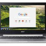 米Amazonで購入した「Acer Chromebook R13」が届いたので開封&レビュー