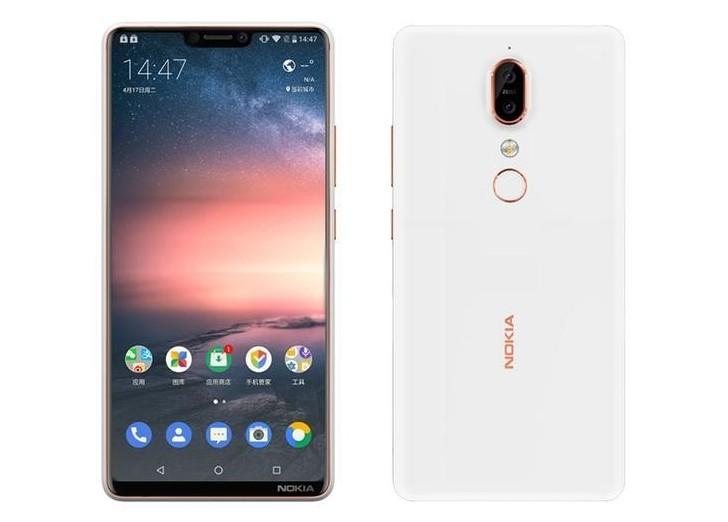 nokia x6 00-ノキアからAndroid搭載スマホの「Nokia X6(2018)」リリースのウワサ