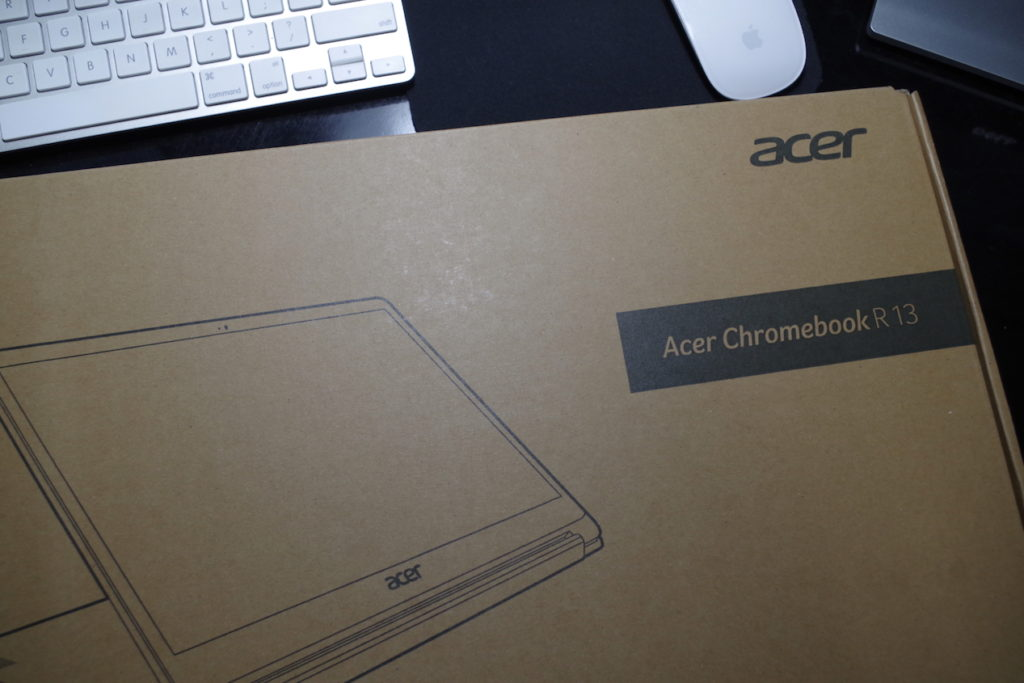 review Acer Chromebook R13 1 1024x683-Acer Chromebook R13を購入したので開封とレビュー