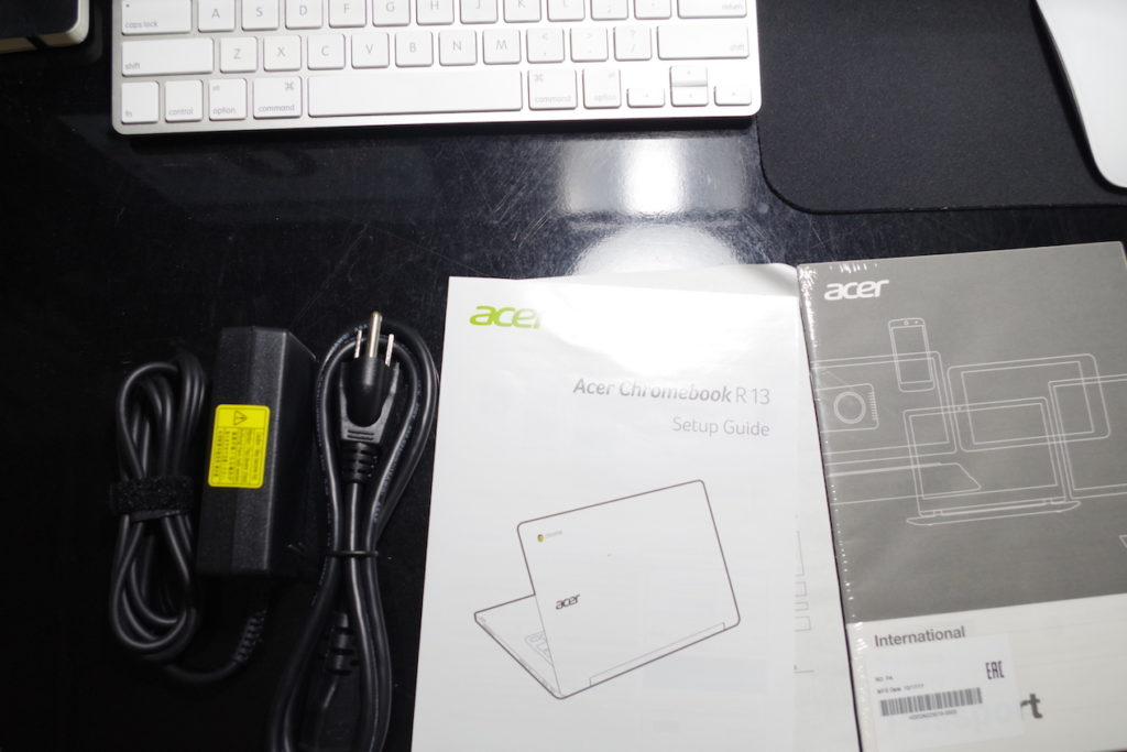 review Acer Chromebook R13 3 1024x683-Acer Chromebook R13を購入したので開封とレビュー