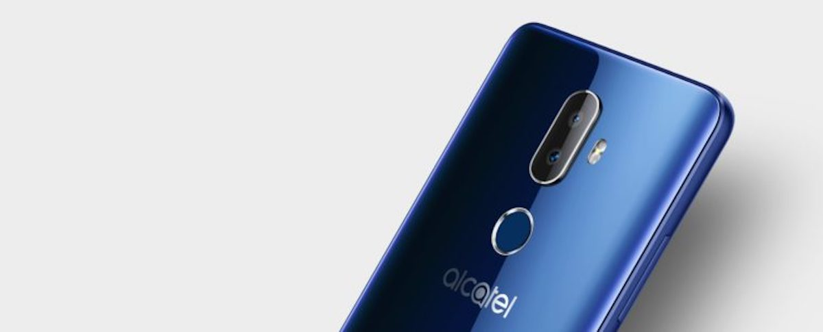 Alcatel 3V-TCLの6インチスマホ「Alcatel 3V」が米国で販売が始まるようです。