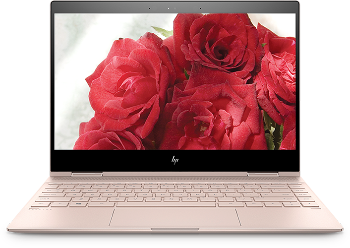 HP spectre pfm x360 palegold-【2018年夏】US(英語)配列キーボードを選べるおすすめノートパソコンをまとめてみる。