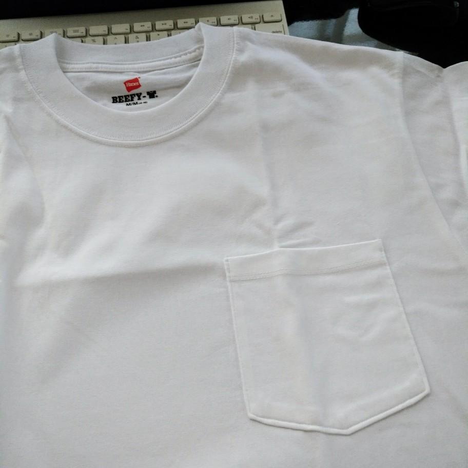 Hanes(ヘインズ)_Tシャツ_購入レビュー_04