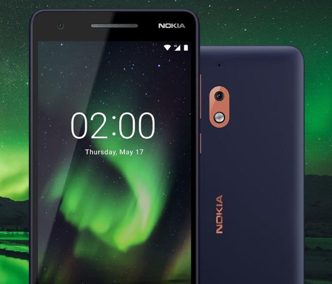 Nokia 2.1. Long lasting entertainment. I Nokia Phones
