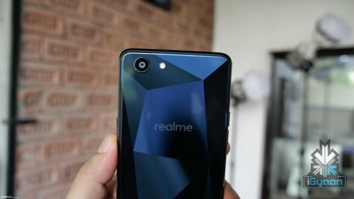 oppo realme1-OPPOが「Realme 1」というスマートフォンをインドでリリースの予定
