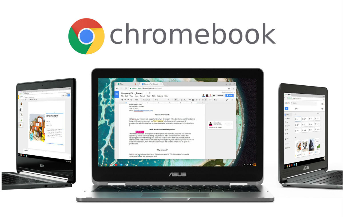 re_Google Chromebooks