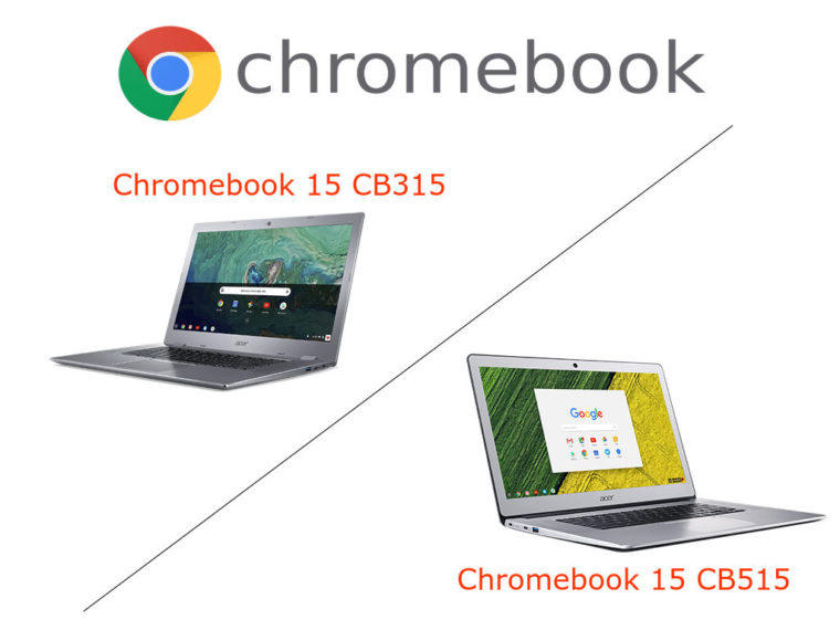 Acer Chromebook 15 CB315 CB515 760x570 1-CTLが教育現場向けに「Chromebook NL7X for Education」をリリース