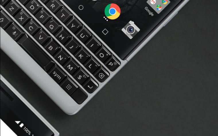 ついに「Blackberry KEY2」がリリースされました!例のキーは「SPEED KEY」と呼ぶみたい。