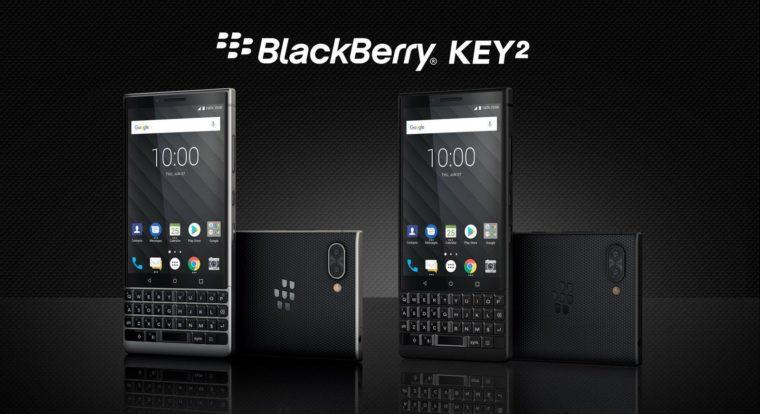 Blackberry Key2 01 760x414 1-「Blackberry KEY2」と「Blackberry KEYOne」のスペックなどを比較してみる。乗り換えるべきかどうか…。