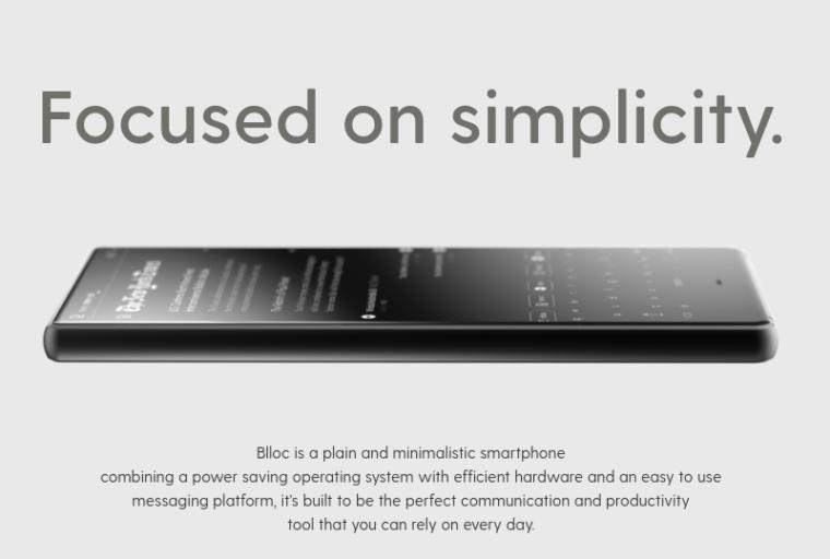 Blloc Phone I Back to the root 760x512 1-シンプルなスマートフォン「Blloc Phone(Blloc Zero18)」がとても気になる。