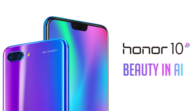 Honor 10 coupon 760x442 1-Huaweiが「Honor 10」の上位版「Huawei Honor 10 GT」を発表したようです。
