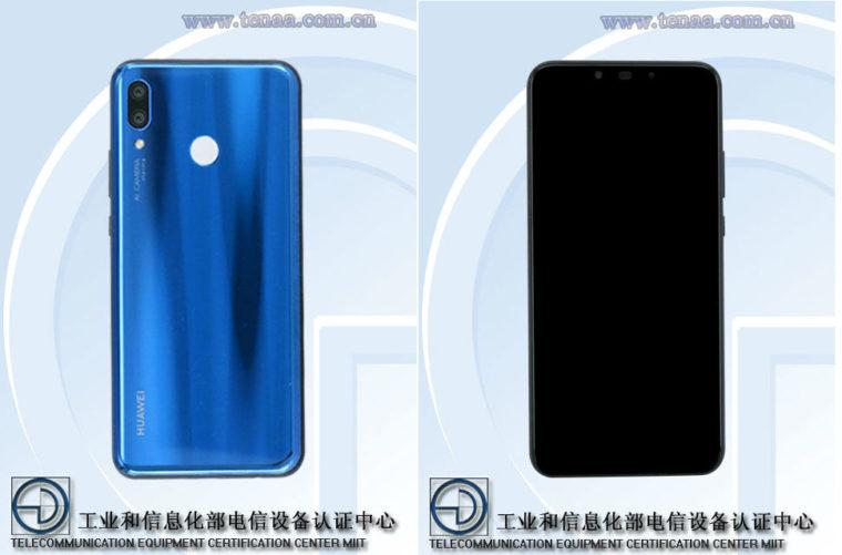 Huawei Nova 3 TENAA 760x501 1-「Huawei Nova 3」の一部スペックと画像がリークされました