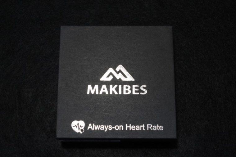 【レビュー】低価格スマートバンド「Makibes HR3」を開封。低価格でも機能は十分!
