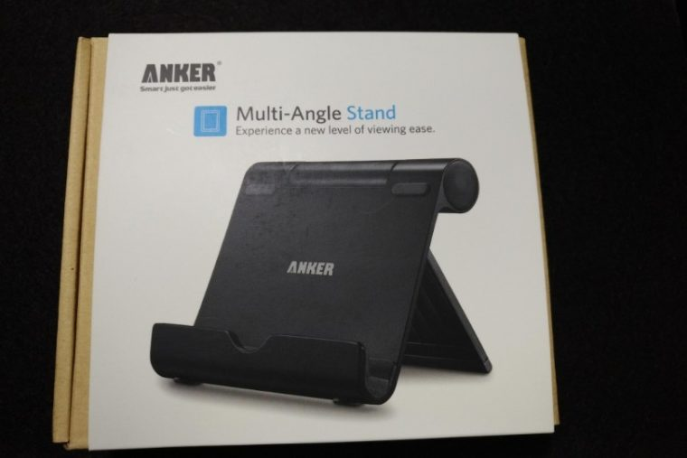 IMG 20180603 2121582 760x507 1-Ankerのスマホ&タブレット用スタンド「Multi Angle Stand」を購入したのでレビュー