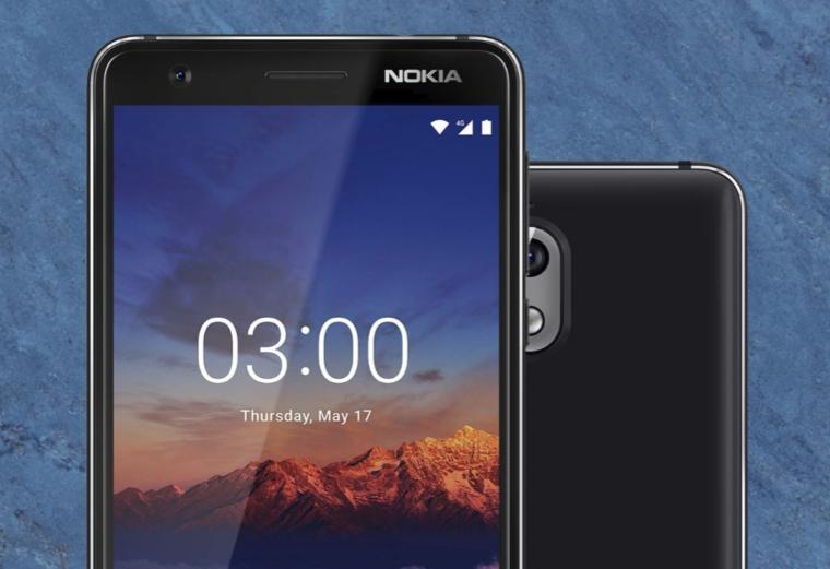 Nokia 3.1 Your premium companion 760x521 1-先月末に発表された「Nokia 3.1」が米アマゾンで予約受付中!7月2日以降順次発送