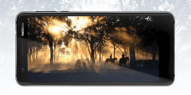 先月末に発表された「Nokia 3.1」が米アマゾンで予約受付中!7月2日以降順次発送