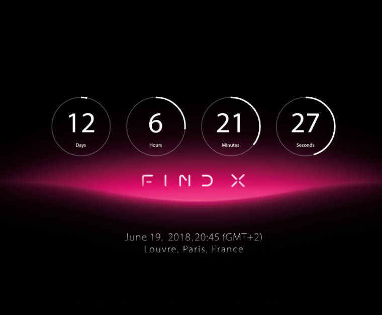 OPPO Global Find TheX traordinary 760x628 1-Oppoがフラッグシップスマホ「Find X」を6月19日に発表予定!