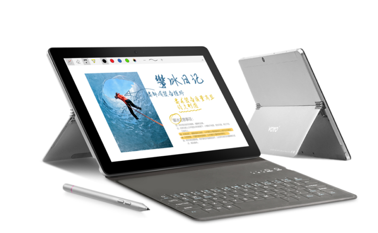 VOYO i8 Max Tablet 4GB 64GB Silver 00 760x468 1-Androidの中華タブレット「VOYO i8 Max」をご紹介。低価格でLTEも対応!クーポンもあるよ。