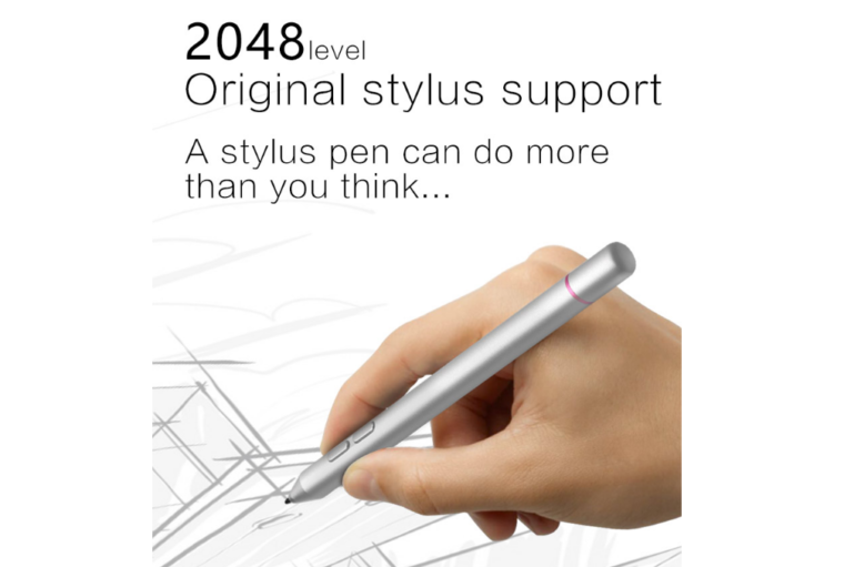 VOYO i8 Max Tablet 4GB 64GB Silver_02