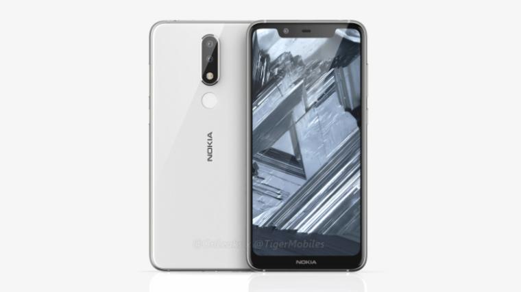 nokia 5.1 plus render 760x427 1-正式に「Nokia 5.1 Plus(Nokia X5)」が発表!スペックをまとめ