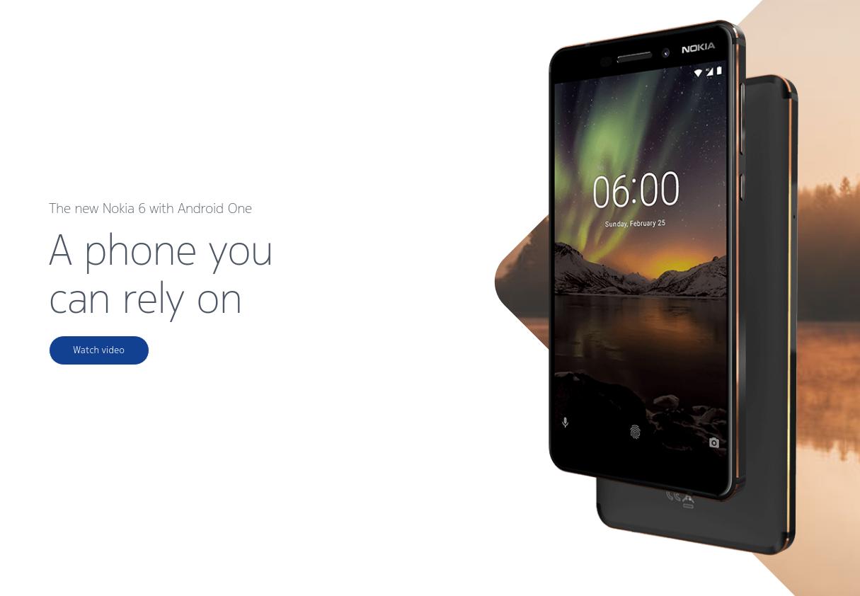nokia 6.1 reviwe-2018年1月にリリースされた「Nokia 6.1」を購入したので開封と簡単レビュー