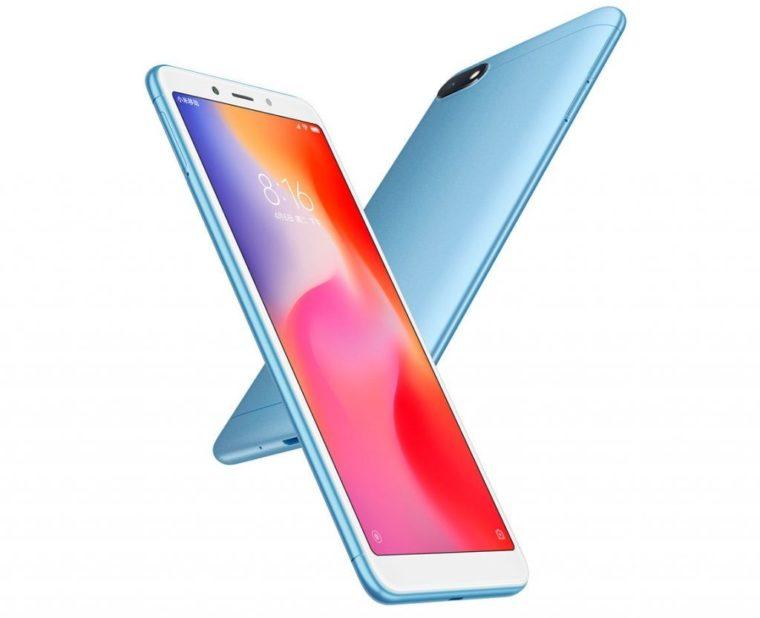 redmi 6a 760x618 1-Xiaomiがエントリースマホ「Redmi 6」と「Redmi 6A」を発表したようです。