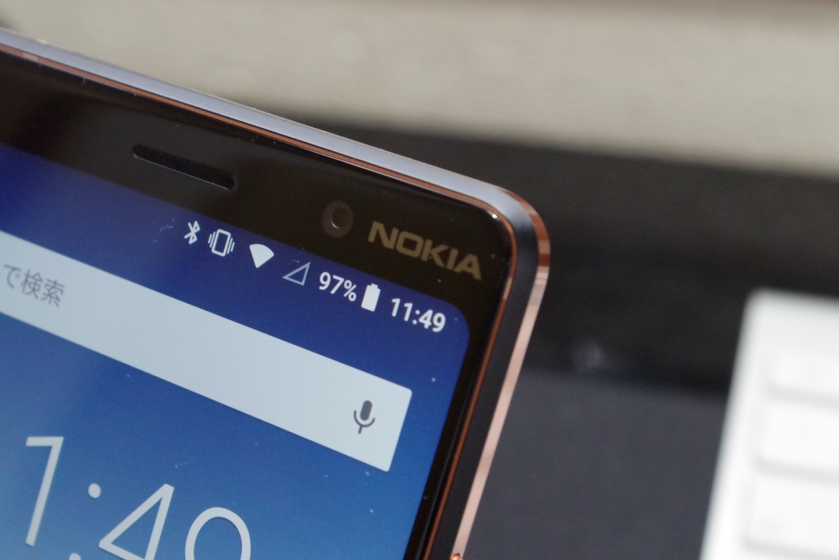IMGP4535-コスパ抜群のエントリースマホ「Nokia 3.1」が届いたので購入したので開封とレビュー!