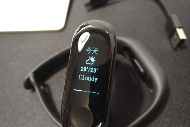 シャオミのスマートバンド「Xiaomi Mi Band 3」が届いたので実機レビュー!