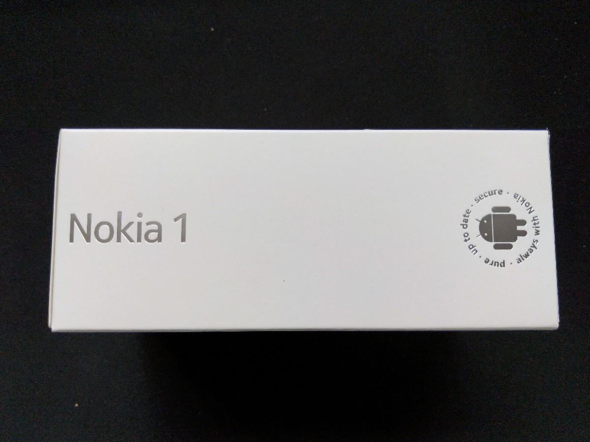 IMG 20180705 120946 1-Android Goを搭載したノキアのスマホ「Nokia 1」を購入したので実機レビュー!