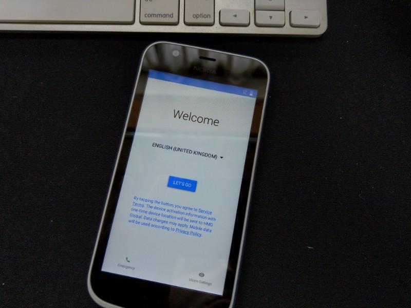 Android Goを搭載したノキアのスマホ「Nokia 1」を購入したので実機レビュー!