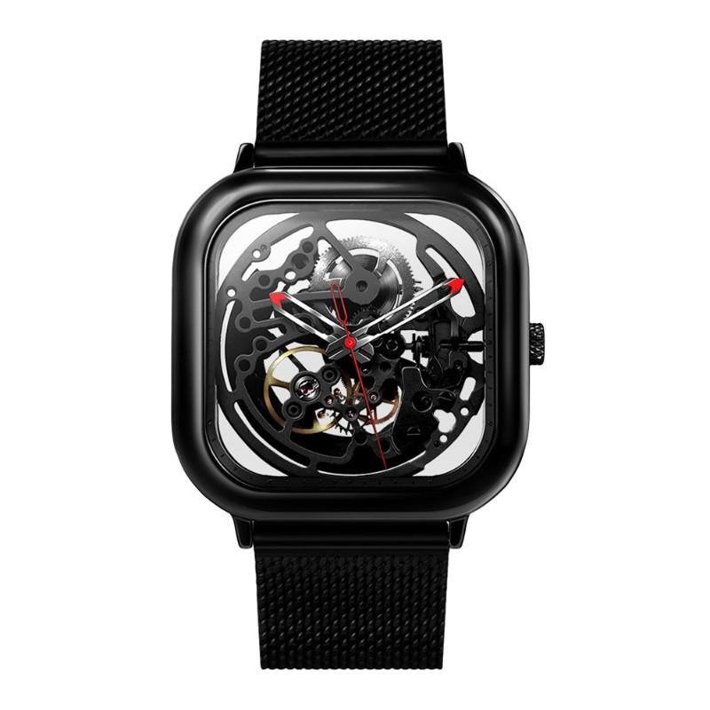 Xiaomi CIGA Mechanical Wristwatch Black 567179 -シャオミが自動巻き腕時計「Xiaomi CIGA Wristwatch」の発売を始めたそうです。[PR]