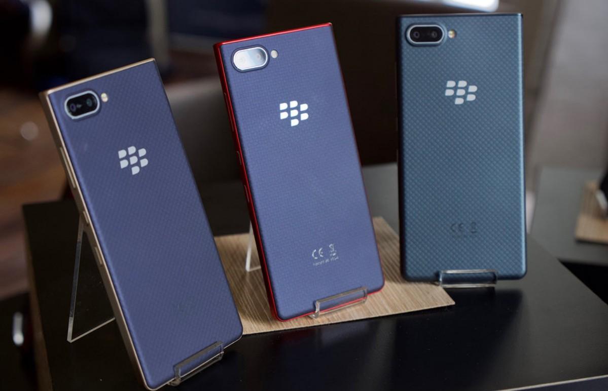 IFA2018で「Blackberry KEY2 LE」が正式に発表されたようです!お手頃価格なのできっと…