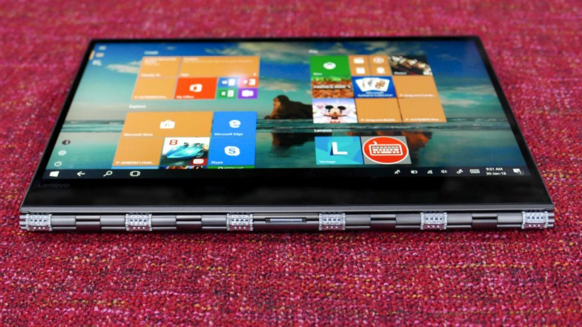 LenovoのハイスペックのノートPC「Yoga C930」がIFA2018で発表されるかもしれません