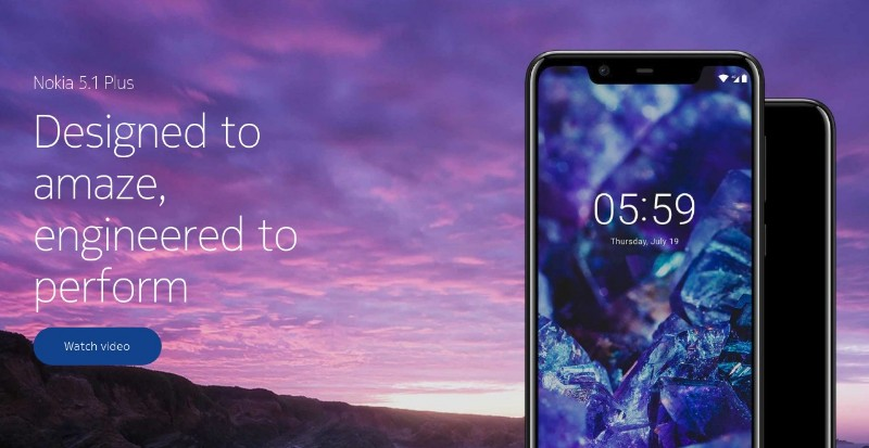 Nokia 5 1 Plus Designed to amaze engineered to perform Nokia phones