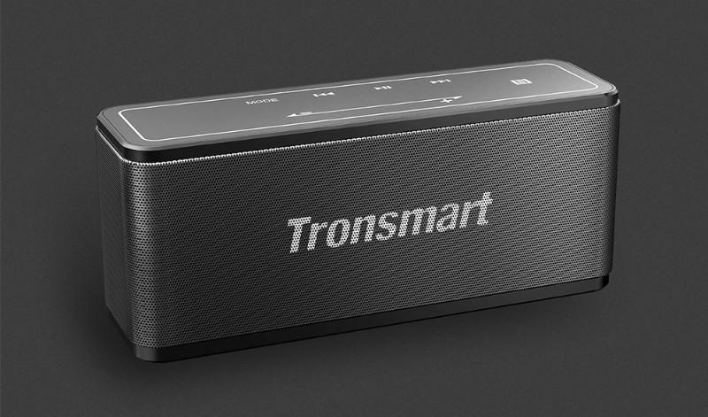 Tronsmart Element Mega Bluetooth Speaker-Tronsmart ElementのBluetoothスピーカー「T6」と「Mega」がGeekbuyingでクーポンセール中!