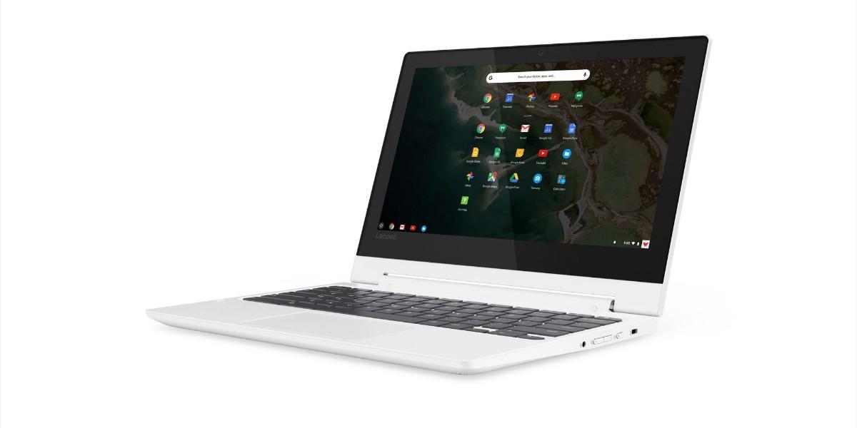 Lenovoはお手頃な11インチ「Chromebook C330」と14インチ「Chromebook S330」も発表したようです。