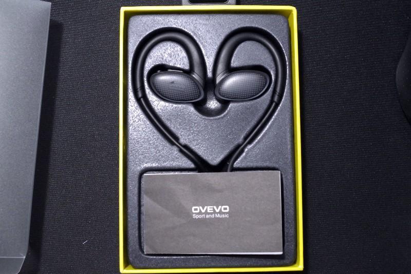 null 3-Bluetoothワイヤレスイヤホン「OVEVO X9」が低価格ながら使いやすくてオススメ。Geekbuyingでクーポン割引あり!
