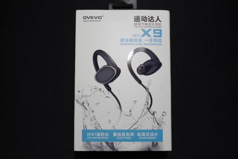 null-Bluetoothワイヤレスイヤホン「OVEVO X9」が低価格ながら使いやすくてオススメ。Geekbuyingでクーポン割引あり!