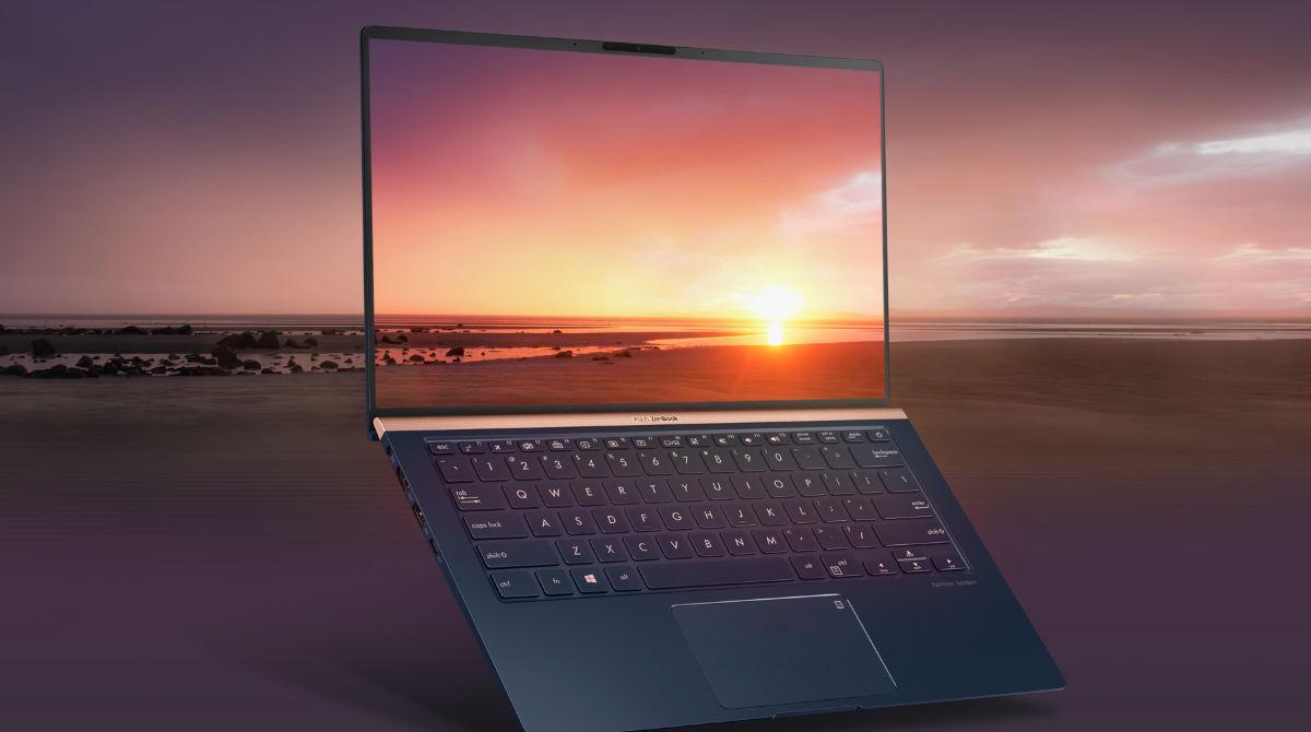 ASUS ZenBook 14 UX433FN 01 -ASUSが発表した新しい「ZenBook 13(UX333FN)」と「ZenBook 14(UX433FN)」が気になるのでスペックをまとめておく