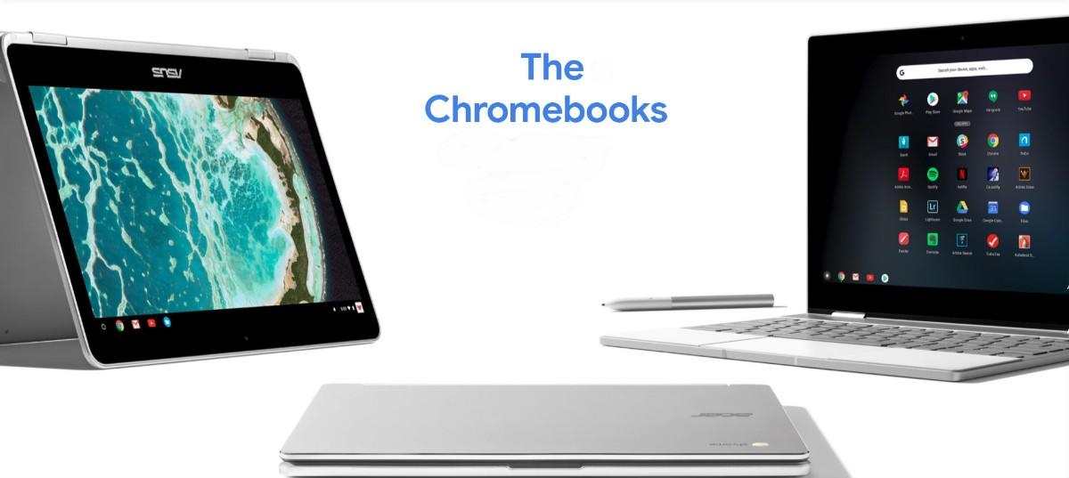 Google The Chromebooks