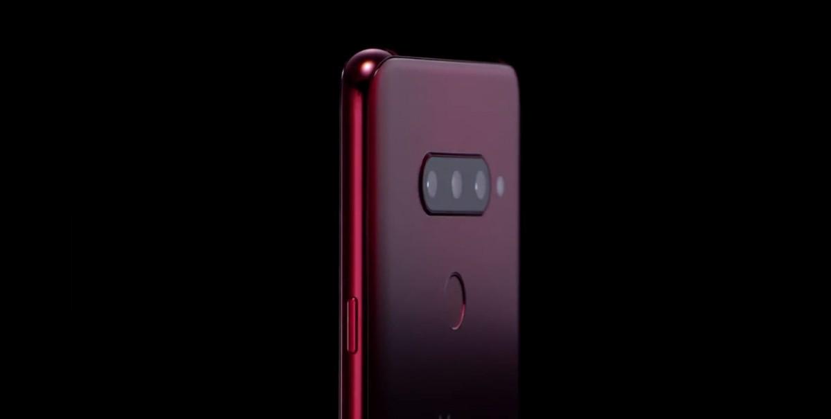 LG V40 ThinQ leak image-10月3日発表予定の「LG V40 ThinQ」は背面3つと全面2つのレンズを搭載!