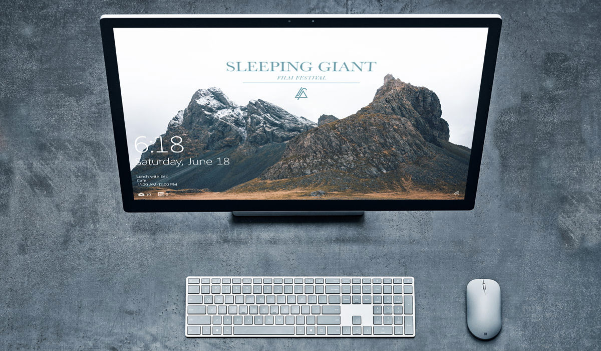 Microsoft Surface Studio image