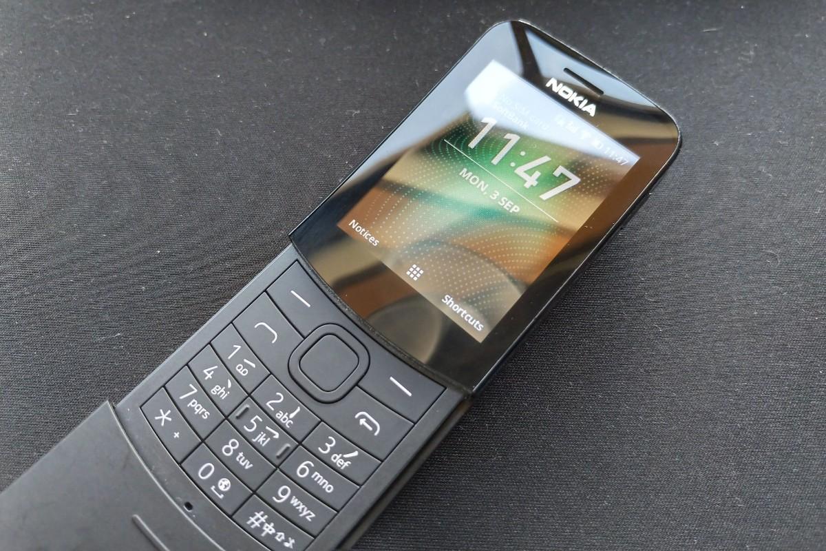 「Nokia 8110 4G」を使いだして2ヶ月以上経過したので改めてレビューしてみる