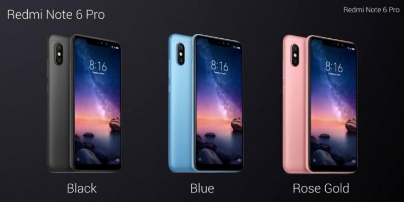 Xiaomi Redmi Note 6 Pro leak 03