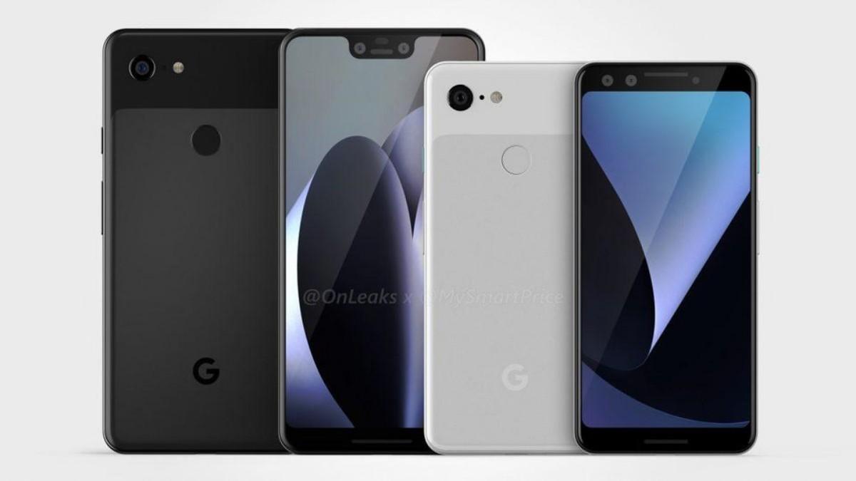 10月にリリース?Googleのスマホ「Pixel 3」と「Pixel 3 XL」のスペックとウワサをまとめておく。