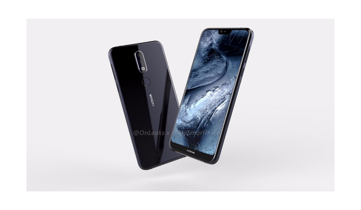 nokia 7.1 plus x7 leak
