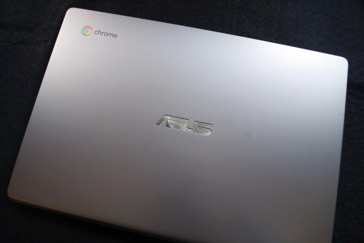 review ASUS Chromebook 12 C223 00