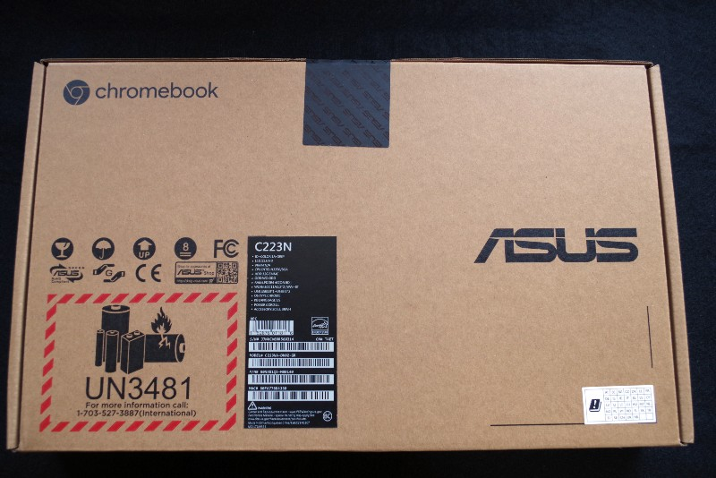 review ASUS Chromebook C223 02